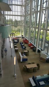 photo of Grand Valley State University Library